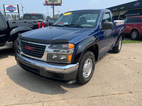 2005 GMC Canyon for sale at Cars To Go in Lafayette IN