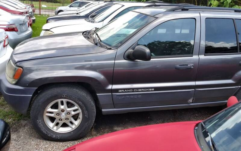 2004 Jeep Grand Cherokee for sale at Ody's Autos in Houston TX