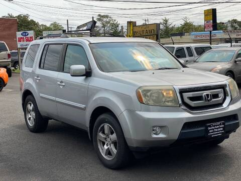 2010 Honda Pilot for sale at QUALITY AUTO SALES OF NEW YORK in Medford NY