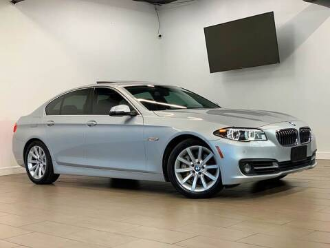 2015 BMW 5 Series for sale at Texas Prime Motors in Houston TX