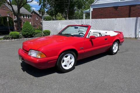 1992 Ford Mustang for sale at FBN Auto Sales & Service in Highland Park NJ