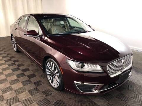 2017 Lincoln MKZ Hybrid for sale at WCG Enterprises in Holliston MA