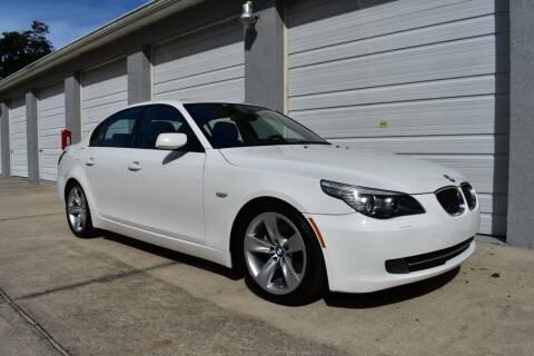2010 BMW 5 Series for sale at Advantage Auto Group Inc. in Daytona Beach FL