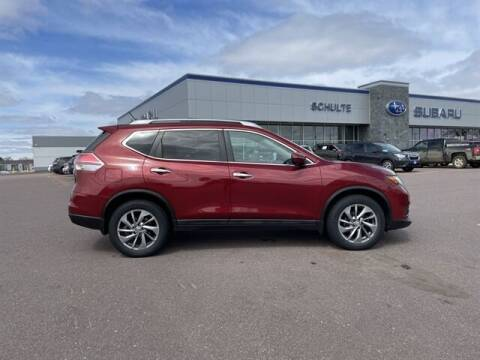 2015 Nissan Rogue for sale at Schulte Subaru in Sioux Falls SD