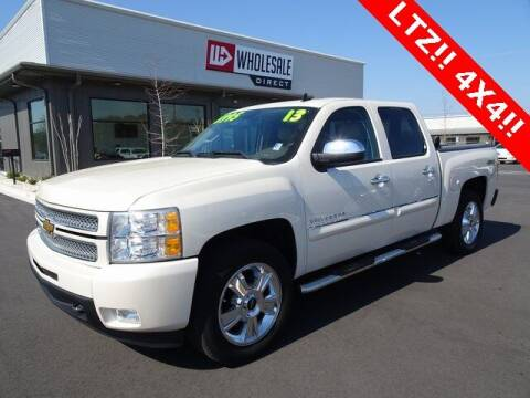 2013 Chevrolet Silverado 1500 for sale at Wholesale Direct in Wilmington NC