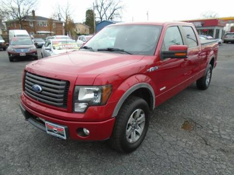 2011 Ford F-150 for sale at International Motors in Laurel MD