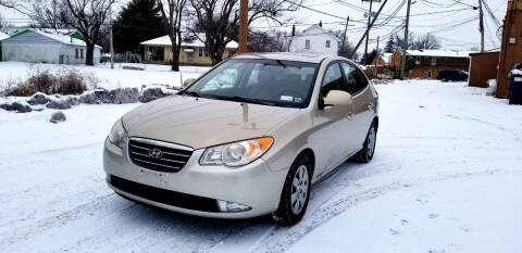 2008 Hyundai Elantra for sale at Cleveland Avenue Autoworks in Columbus OH