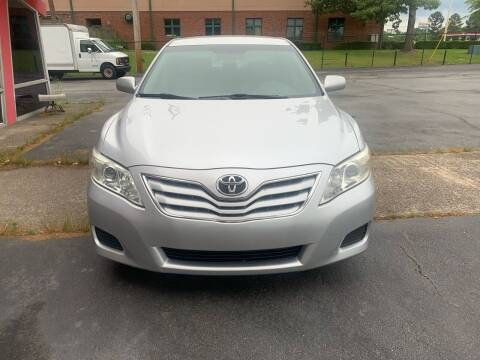 2010 Toyota Camry for sale at Car Connection in Little Rock AR