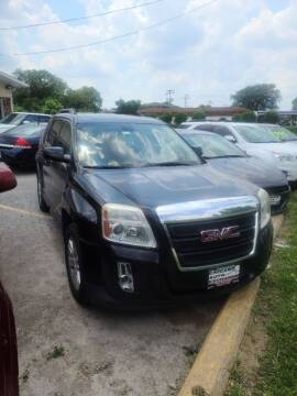 2010 GMC Terrain for sale at Chicago Auto Exchange in South Chicago Heights IL