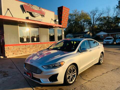2019 Ford Fusion for sale at Chema's Autos & Tires in Tyler TX