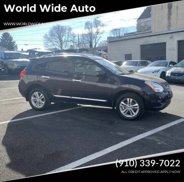 2013 Nissan Rogue for sale at World Wide Auto in Fayetteville NC