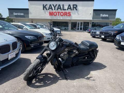 2015 Harley-Davidson VRSCF for sale at KAYALAR MOTORS in Houston TX