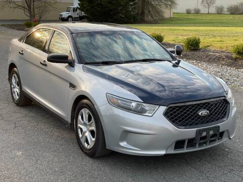 2015 Ford Taurus for sale at ECONO AUTO INC in Spotsylvania VA