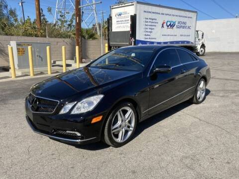 2010 Mercedes-Benz E-Class for sale at Hunter's Auto Inc in North Hollywood CA
