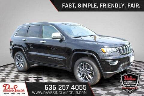 2021 Jeep Grand Cherokee for sale at Dave Sinclair Chrysler Dodge Jeep Ram in Pacific MO
