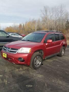 2008 Mitsubishi Endeavor for sale at Jeff's Sales & Service in Presque Isle ME