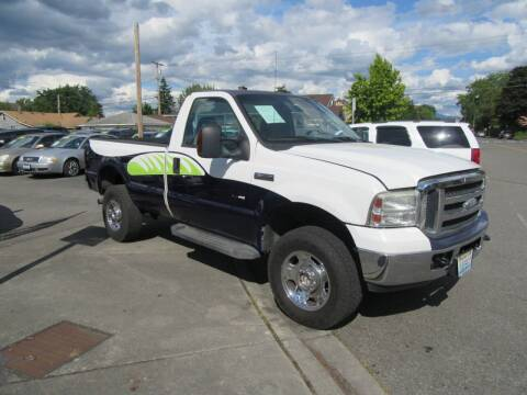 2007 Ford F-350 Super Duty for sale at Car Link Auto Sales LLC in Marysville WA