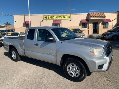2013 Toyota Tacoma for sale at HEILAND AUTO SALES in Oceano CA