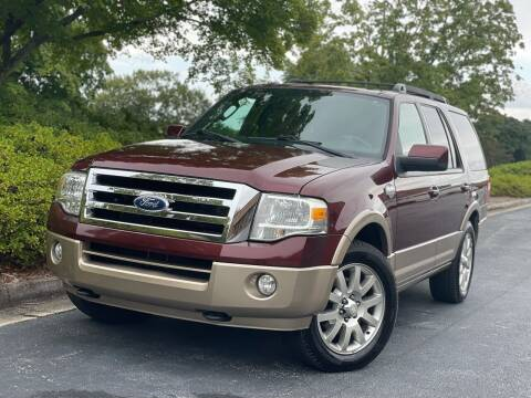 2011 Ford Expedition for sale at William D Auto Sales in Norcross GA