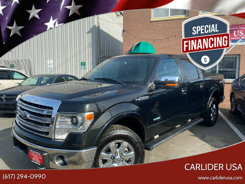2013 Ford F-150 for sale at Carlider USA in Everett MA