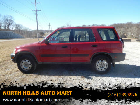 1999 Honda CR-V for sale at NORTH HILLS AUTO MART in Kansas City MO