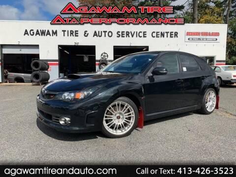 2008 Subaru Impreza for sale at Agawam Tire Home of ATA Performance in Feeding Hills MA