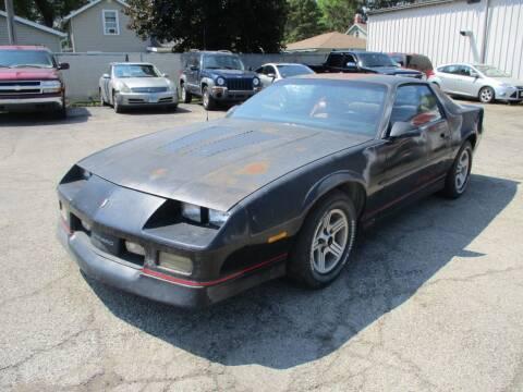 1989 Chevrolet Camaro for sale at RJ Motors in Plano IL