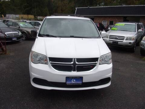 2012 Dodge Grand Caravan for sale at Balic Autos Inc in Lanham MD