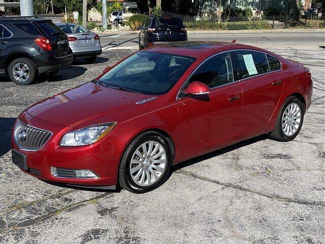 2012 Buick Regal for sale at Sunshine Auto Sales in Huntington IN