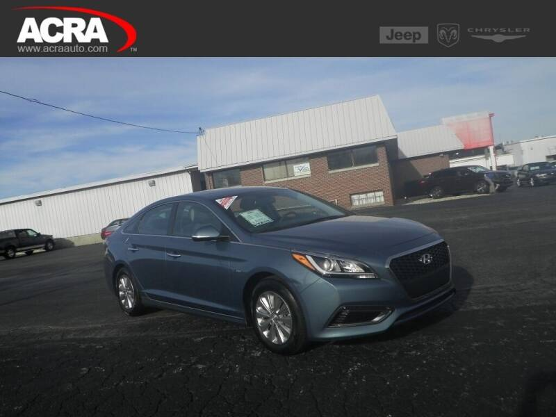 2016 Hyundai Sonata Hybrid for sale at BuyRight Auto in Greensburg IN