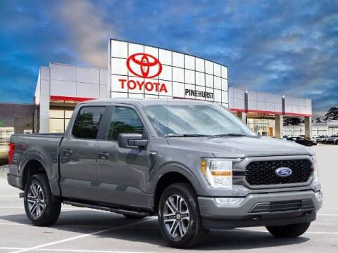 2021 Ford F-150 for sale at PHIL SMITH AUTOMOTIVE GROUP - Pinehurst Toyota Hyundai in Southern Pines NC