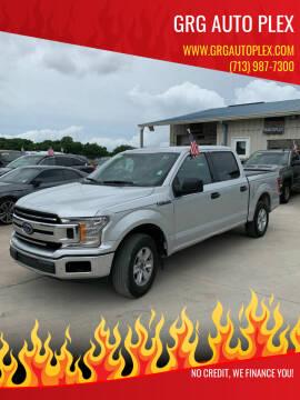2018 Ford F-150 for sale at GRG Auto Plex in Houston TX