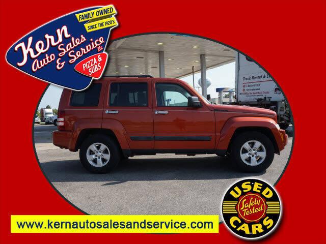 2009 Jeep Liberty 4x4 Sport 4dr SUV - Chelsea MI