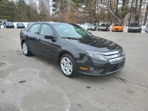 2010 Ford Fusion for sale at Pelham Auto Group in Pelham NH