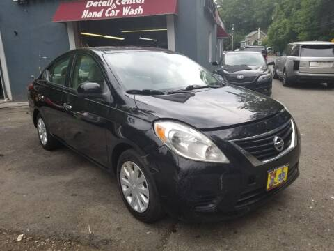 2012 Nissan Versa for sale at Bloomingdale Auto Group - The Car House in Butler NJ