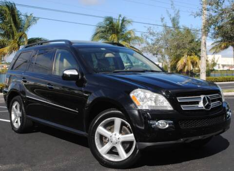 2009 Mercedes-Benz GL-Class for sale at Maxicars Auto Sales in West Park FL