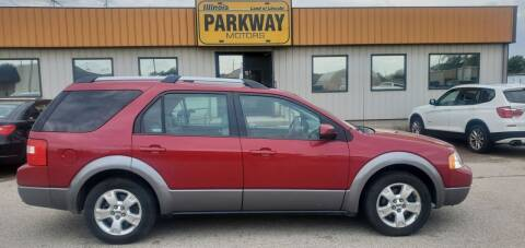 2006 Ford Freestyle for sale at Parkway Motors in Springfield IL