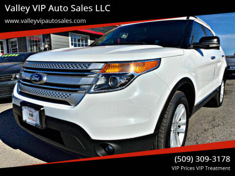 2013 Ford Explorer for sale at Valley VIP Auto Sales LLC in Spokane Valley WA