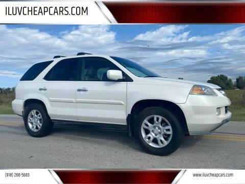 2005 Acura MDX for sale at ILUVCHEAPCARS.COM in Tulsa OK