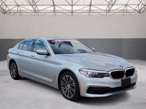 2020 BMW 5 Series for sale at Gregg Orr Pre-Owned Shreveport in Shreveport LA