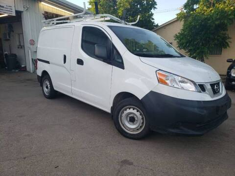 2015 Nissan NV200 for sale at Bad Credit Call Fadi in Dallas TX