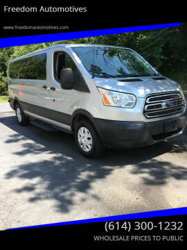 2017 Ford Transit Passenger for sale at Freedom Automotives in Grove City OH