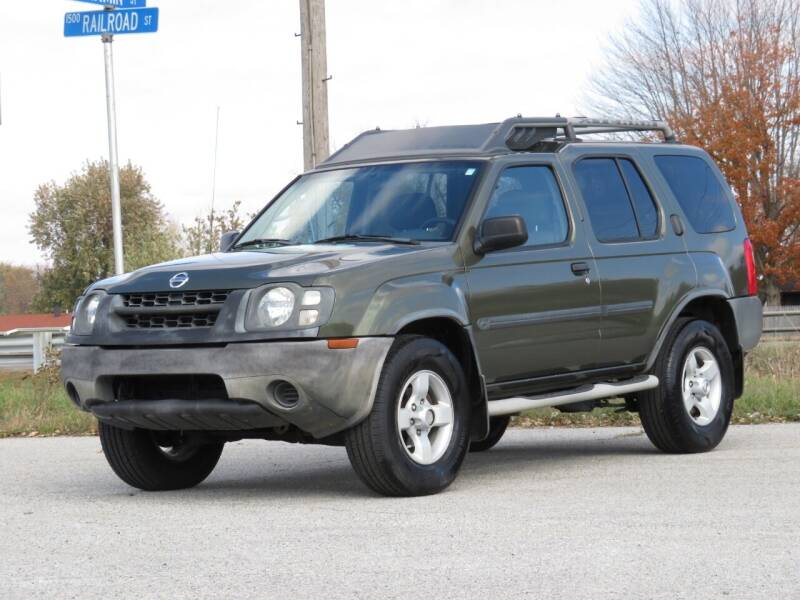 2004 Nissan Xterra for sale at Tonys Pre Owned Auto Sales in Kokomo IN