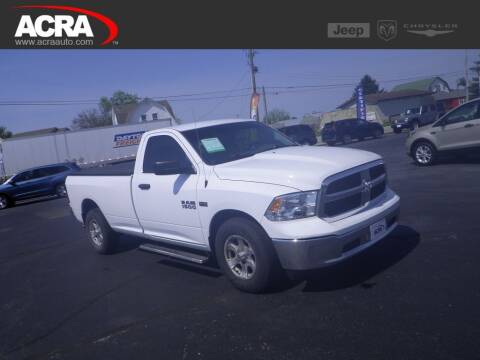 2017 RAM Ram Pickup 1500 for sale at BuyRight Auto in Greensburg IN