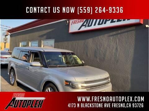 2018 Ford Flex for sale at Fresno Autoplex in Fresno CA