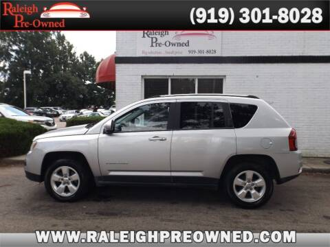 2014 Jeep Compass for sale at Raleigh Pre-Owned in Raleigh NC