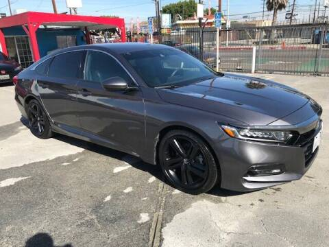 2019 Honda Accord for sale at Ivys Motorsport in Los Angeles CA