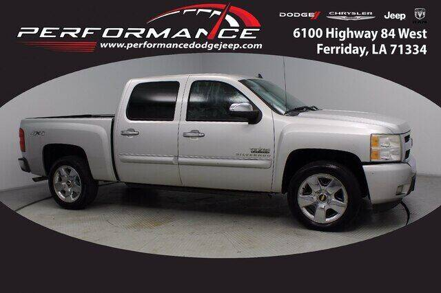 2011 Chevrolet Silverado 1500 for sale at Performance Dodge Chrysler Jeep in Ferriday LA