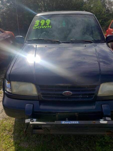 used 1997 kia sportage for sale in augusta ga carsforsale com carsforsale com