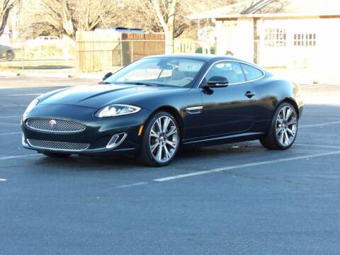 2015 Jaguar XK for sale at Access Auto in Kernersville NC